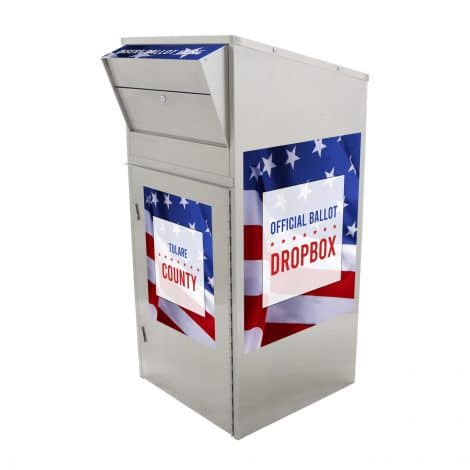 Ballot Drop Box Model 810 Patriot