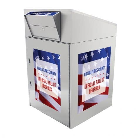 Ballot Drop Box Model 910 Standard