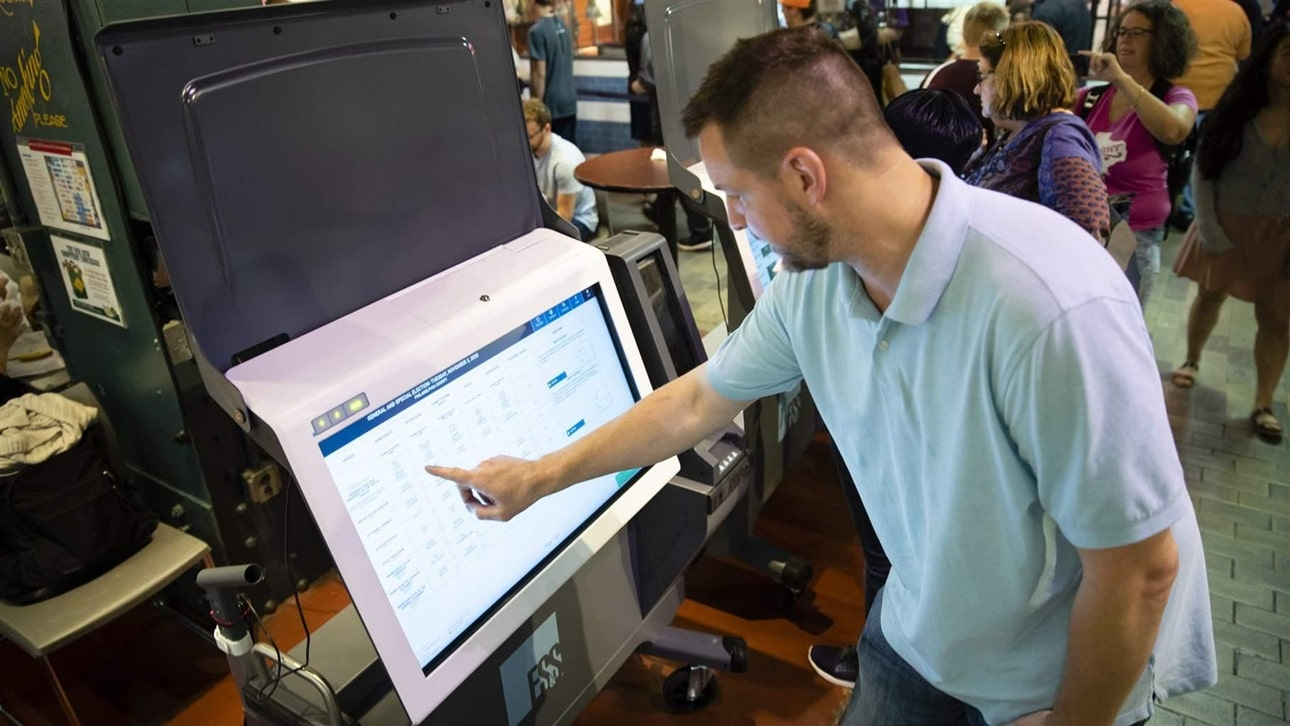 Feds Don't Regulate Election Equipment, So States Are On Their Own