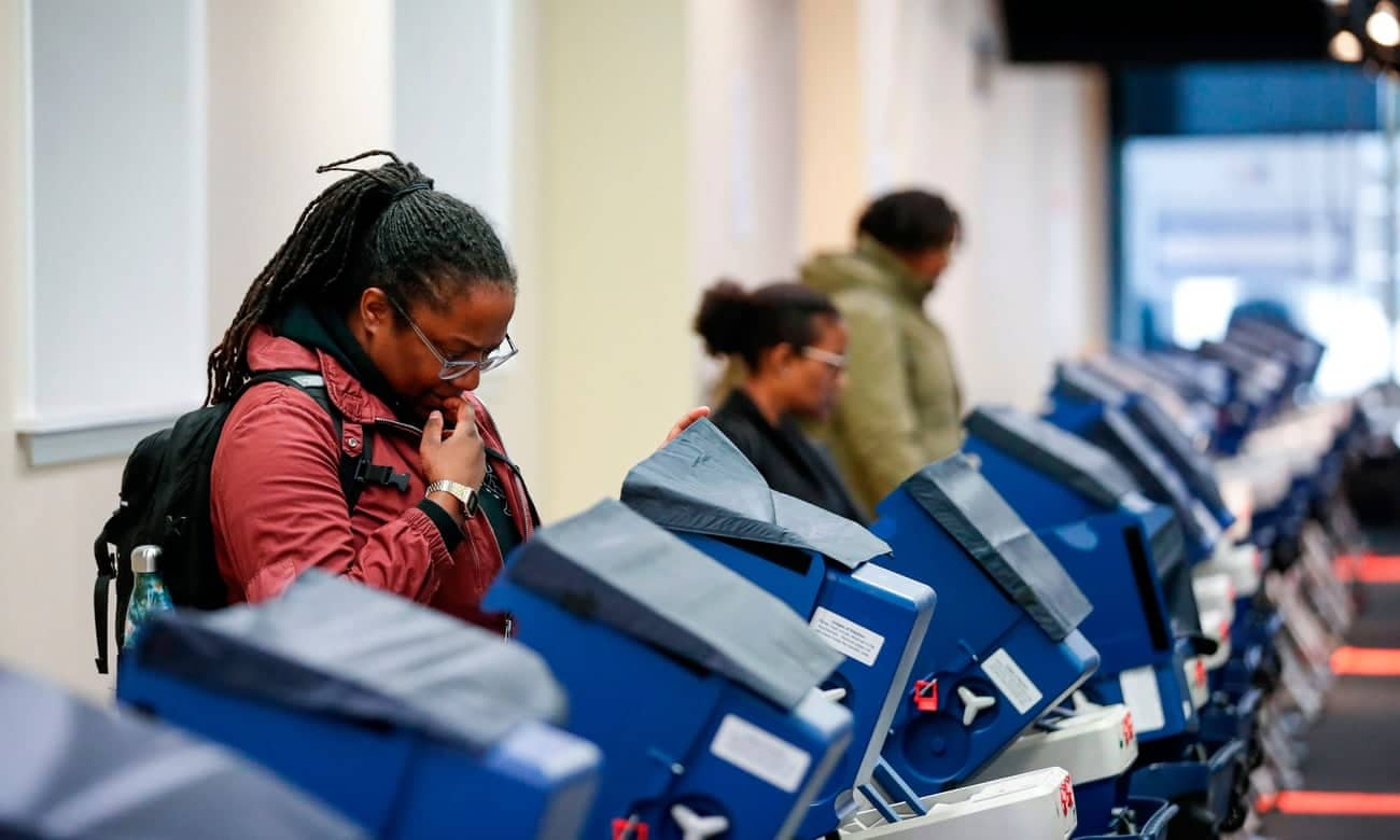 America's new voting machines bring new fears of election tampering